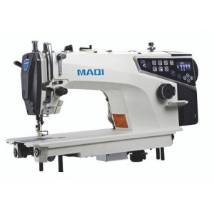 MAQI Q5S-M-4N-II промышленная швейная машина с автоматическими функциями и микростежком перед обрезкой нитки